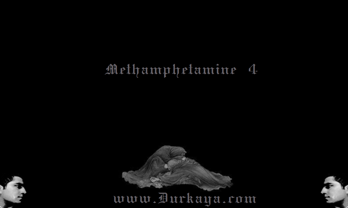 Methamphetamine 4